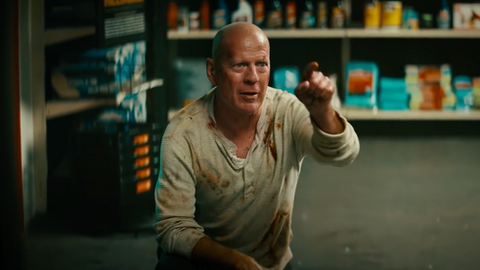 """Advanced Auto Parts """"DIE HARD IS BACK"""""""