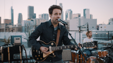 """Dawes - """"Who Do You Think You're Talking To?"""" Jimmy Kimmel Live"""