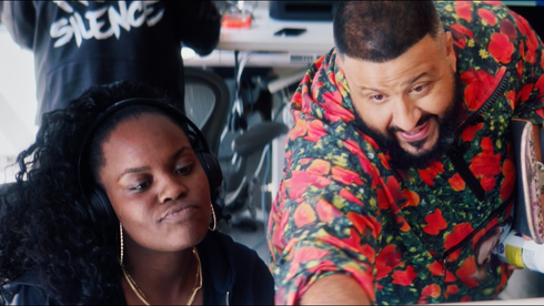 Apple Music - DJ Khaled Office Party