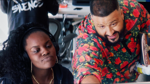 Apple Music - DJ Khaled Office Party