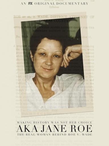AKA JANE ROE (2020)