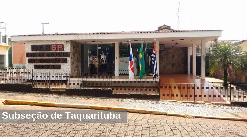 Subseção de Taquarituba