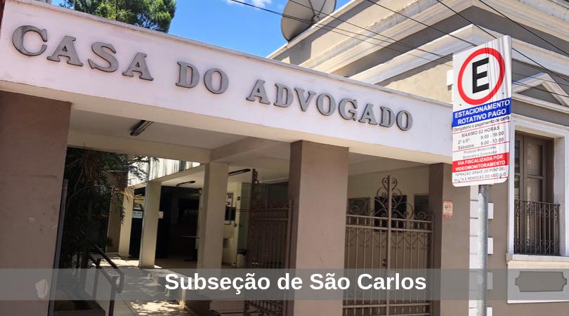 Subseção de São Carlos
