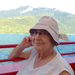 Sur le lac d'Annecy (été 2016)