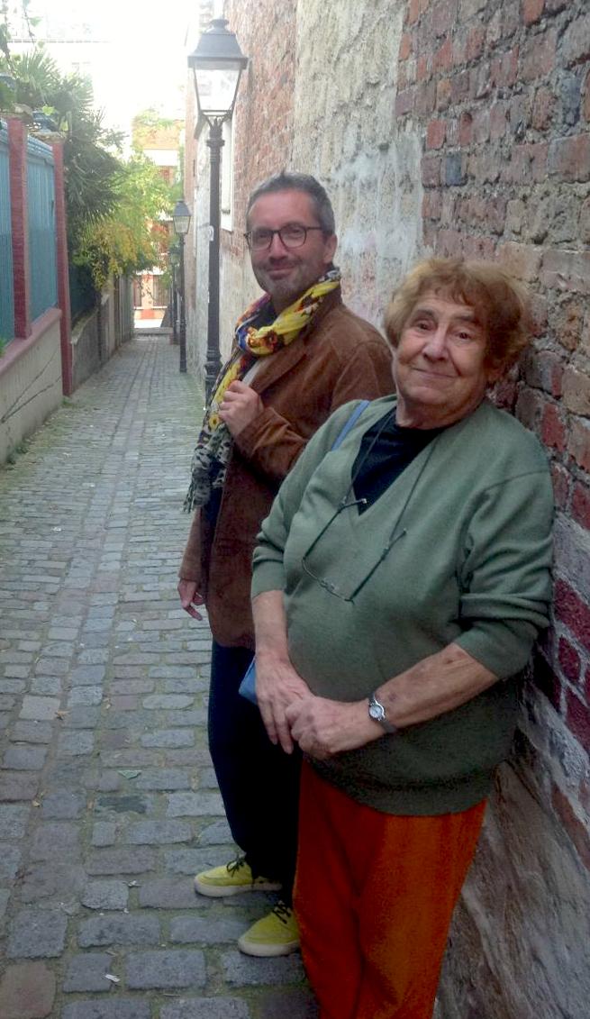 Promenade avec Laurent (2014)