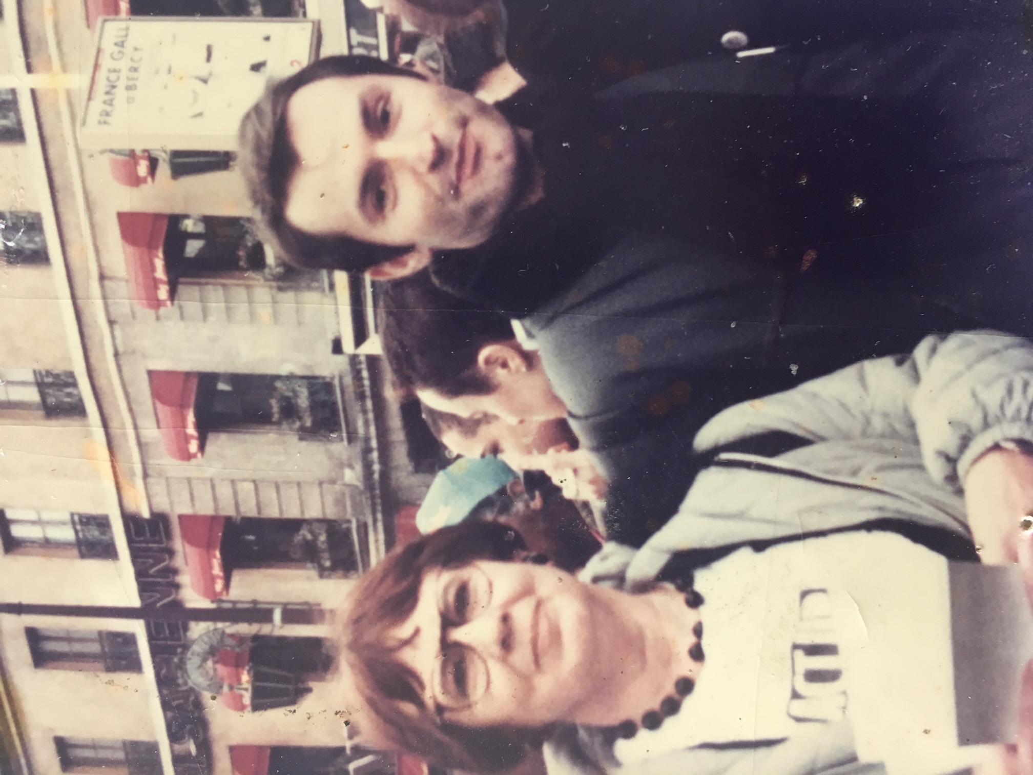 Avec Act Up Paris (années 1990)
