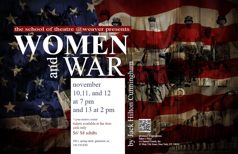 WomnWar poster