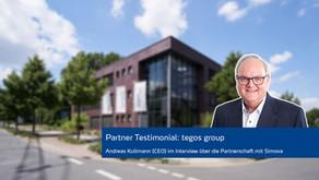 Partner Testimonial: tegos group