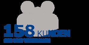 158 Kunden der Simova GmbH