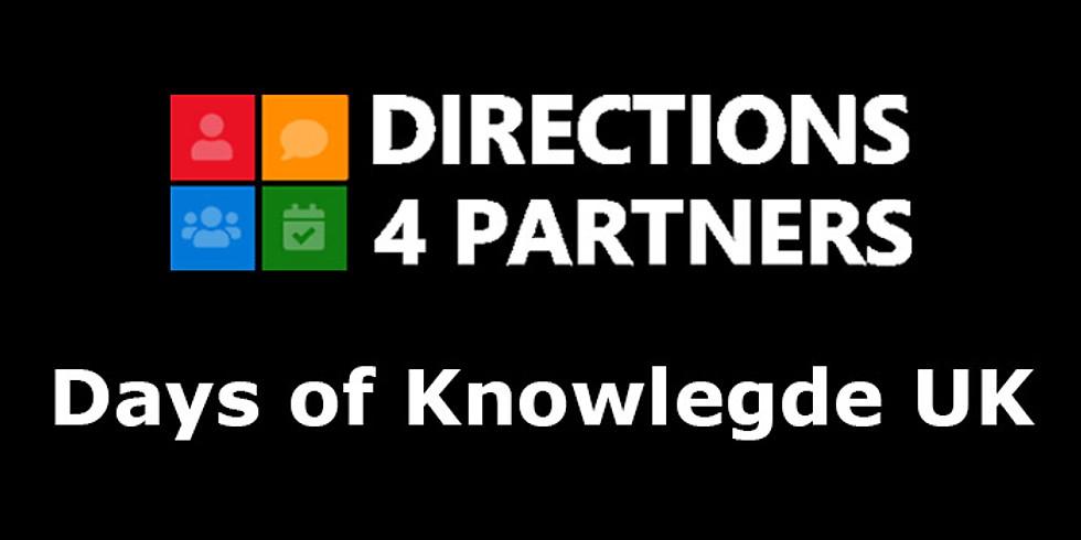 Days of Knowledge UK 2021