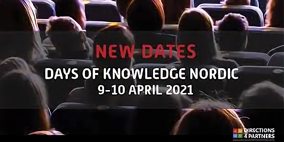 Days of Knowledge Nordic 2021
