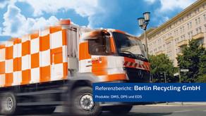 Referenzbericht: Berlin Recycling setzt auf Lösungen – powered by Simova
