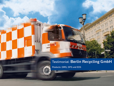 Testimonial: Berlin Recycling relies on solutions - powered by Simova