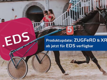 ZUGFeRD & XRechnung jetzt für EDS verfügbar