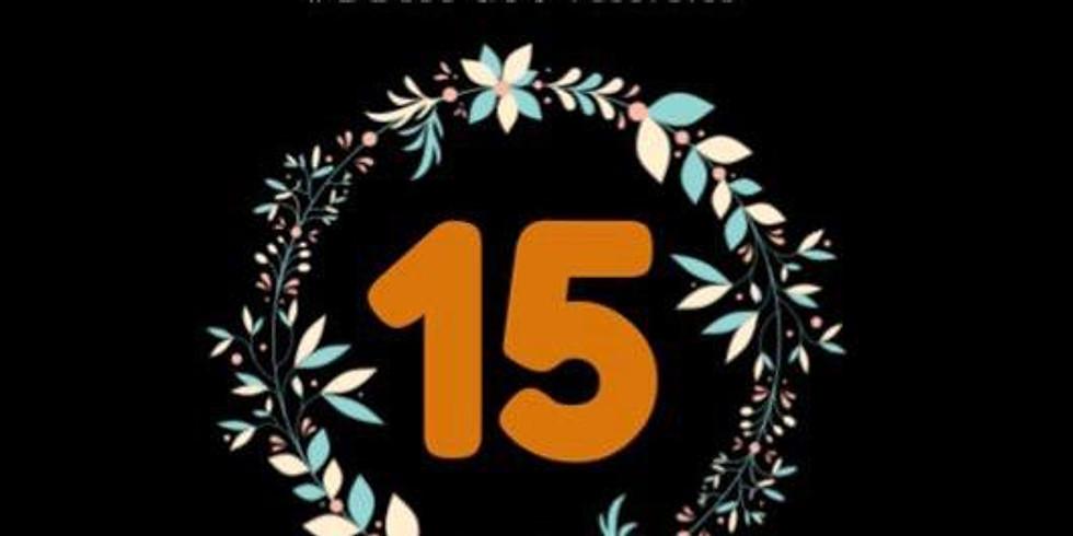 15 Anos Giovana