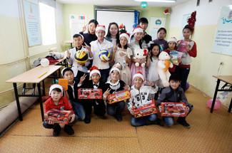 [몽골꿈나무센터] 꿈나무 아이들과 함께 한, 신찌르 파티