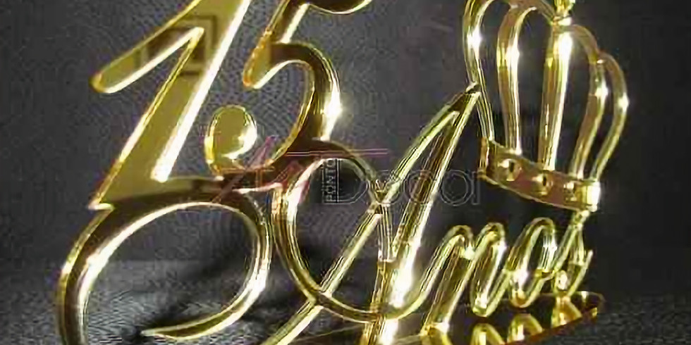 15 Anos Bruna
