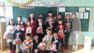 [몽골꿈나무센터]몽골꿈나무센터의 신년맞이 '신찔'파티를 열다