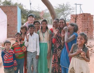 [인도 오르차] 로티아나 마을학교, 1000년의 기다림 끝에 시작합니다.