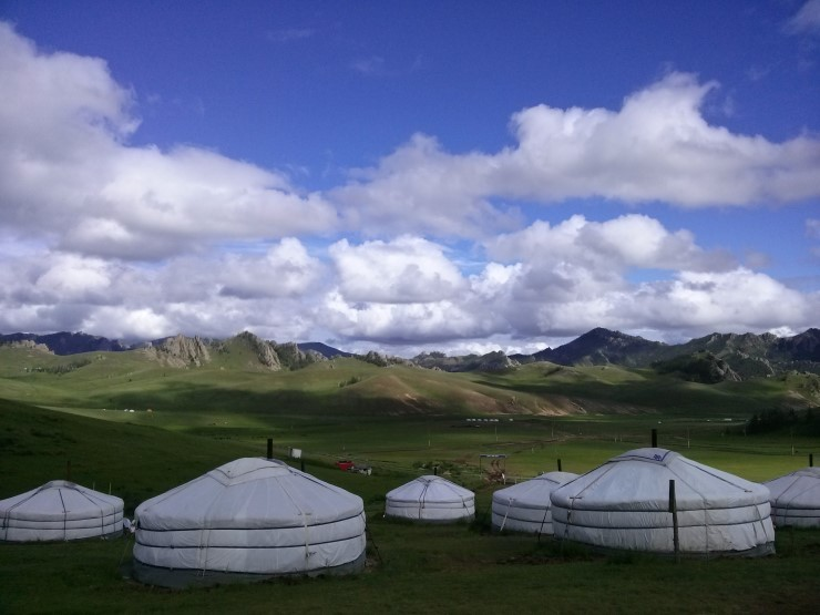 몽골 나눔여행