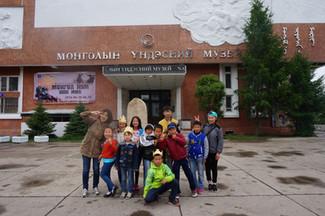 [몽골꿈나무센터] 다채로운 문화체험, 몽골의 현재와 과거, 역사를 배우다