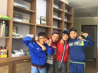 [모금캠페인]몽골 꿈나무센터 아이들의 '꿈'에 날개를 달아주세요