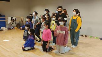 다문화 청소년 뮤지컬 - KBS 한민족 방송의 '한민족 하나로' 인터뷰