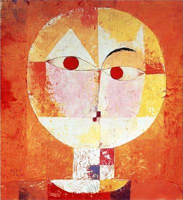 Eclosia School - Senecio de Paul Klee