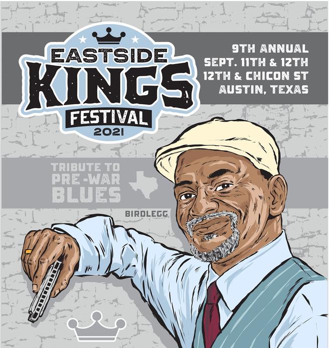 Latest Schedule Update for Eastside Kings Festival 2021!