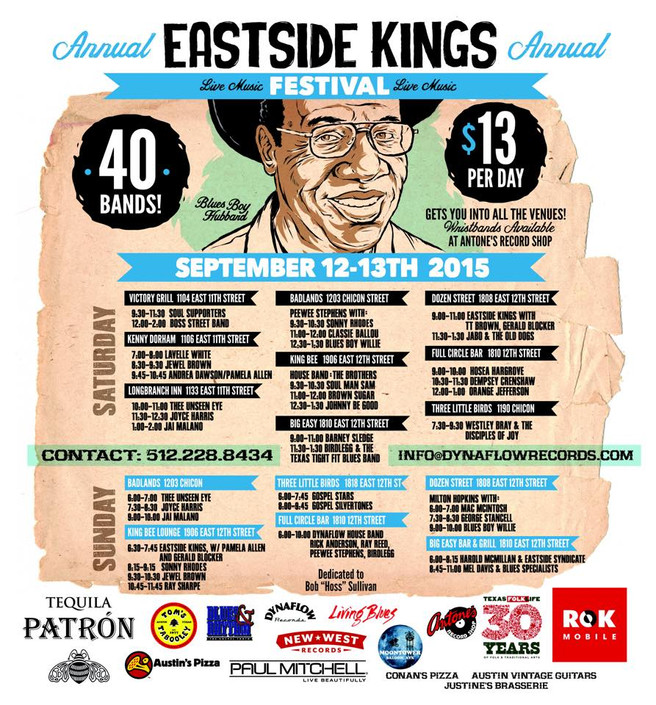 Eastside Kings Festival!