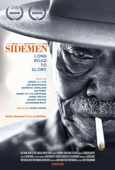 "SxSW Premiere of ""Sidemen - Long Road to Glory"" Featuring Pinetop Perkins"