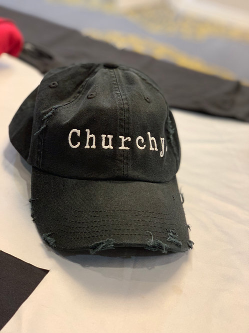 """""""Churchy"""" Dad Hat"""