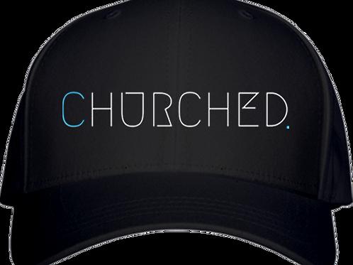 """CHURCHED"" Dad Hat"