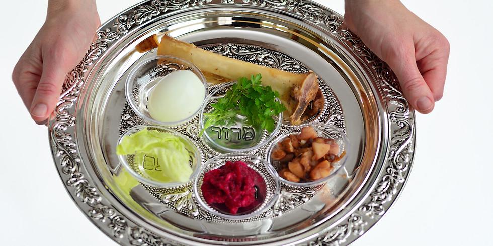 The Beth Israel Seder