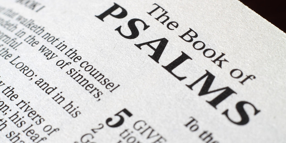 Psalms of Resilience