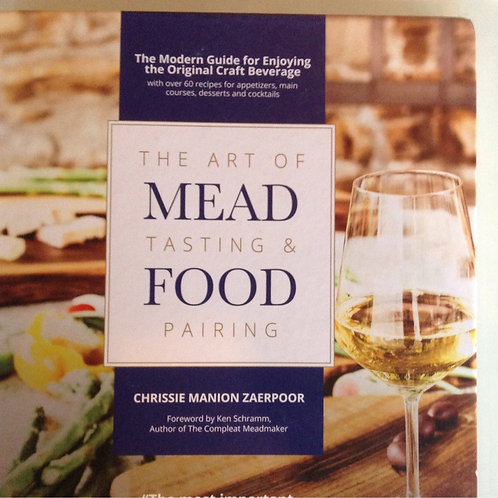 Mead & Food Book