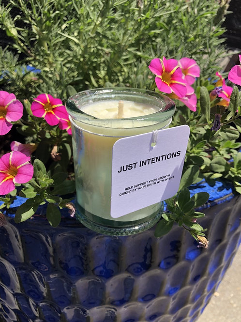 Just Intentions Candle