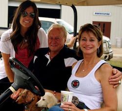 Bill, Susan, and Anna