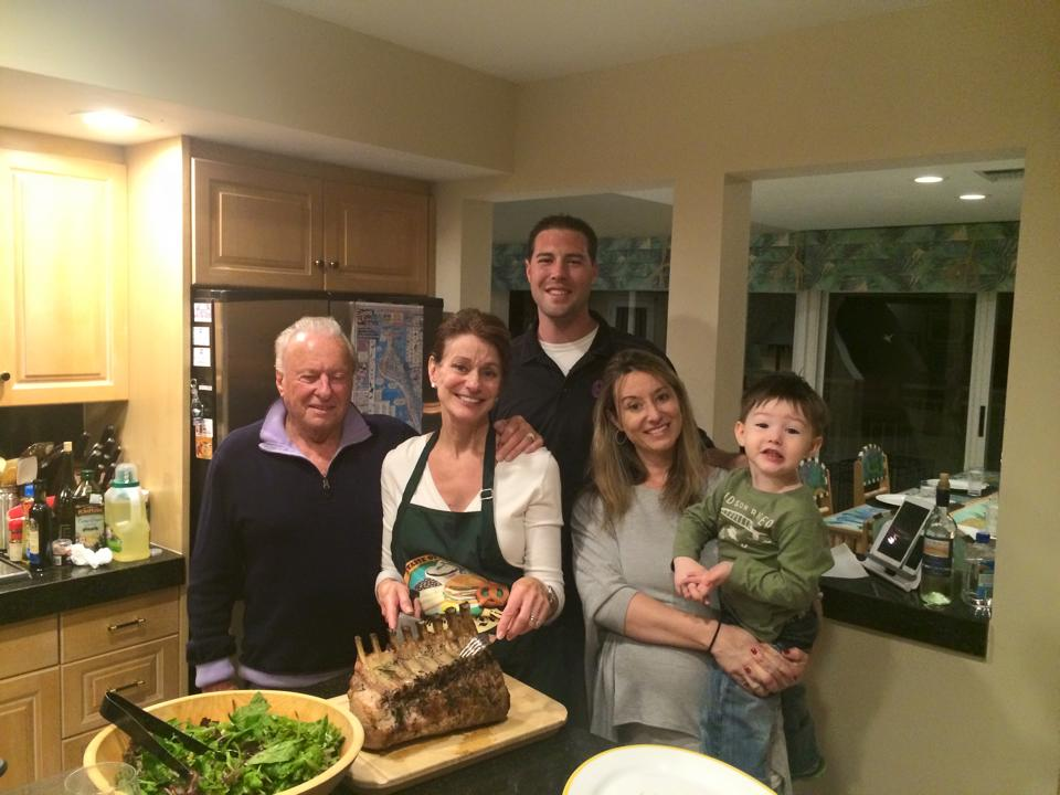 Bill, Susan, Sara, Patrick, & Hudson