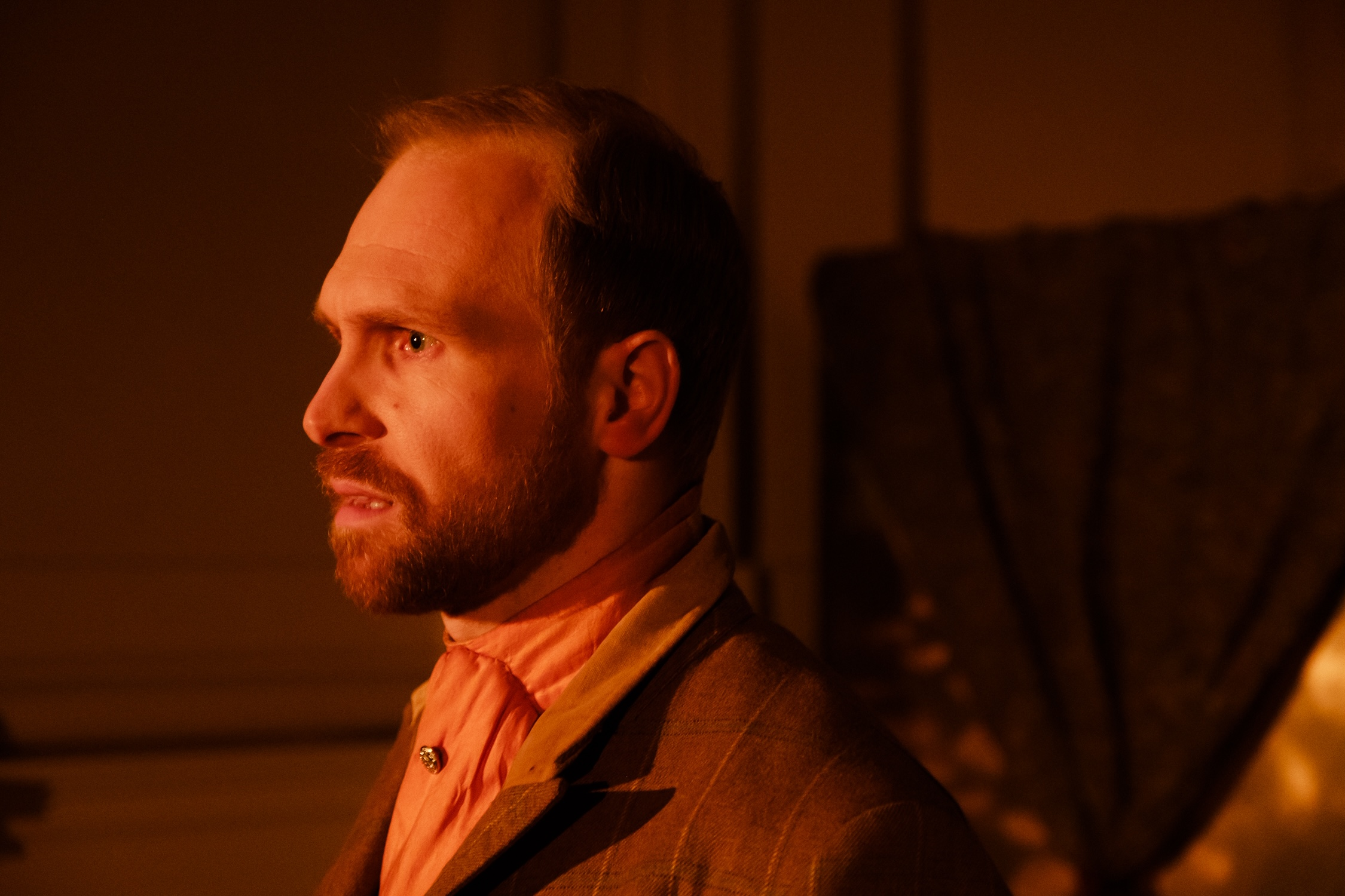 Utterson in Dr Jekyll and Mr Hyde