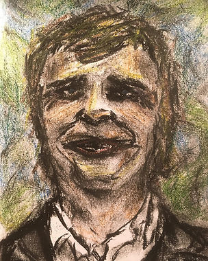 Dan Gaisford character sketch