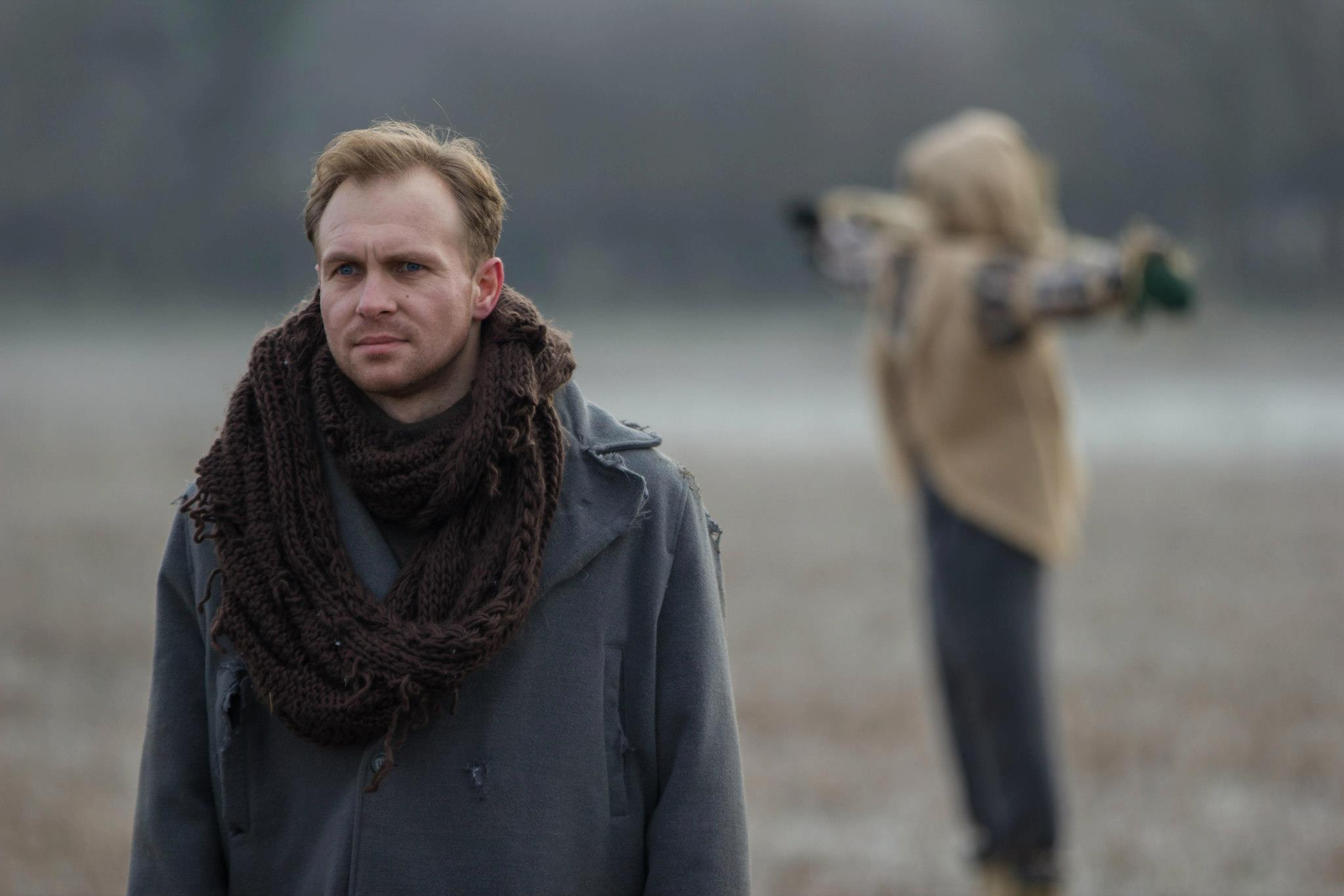 Aldous in Scarecrow in Purgatory