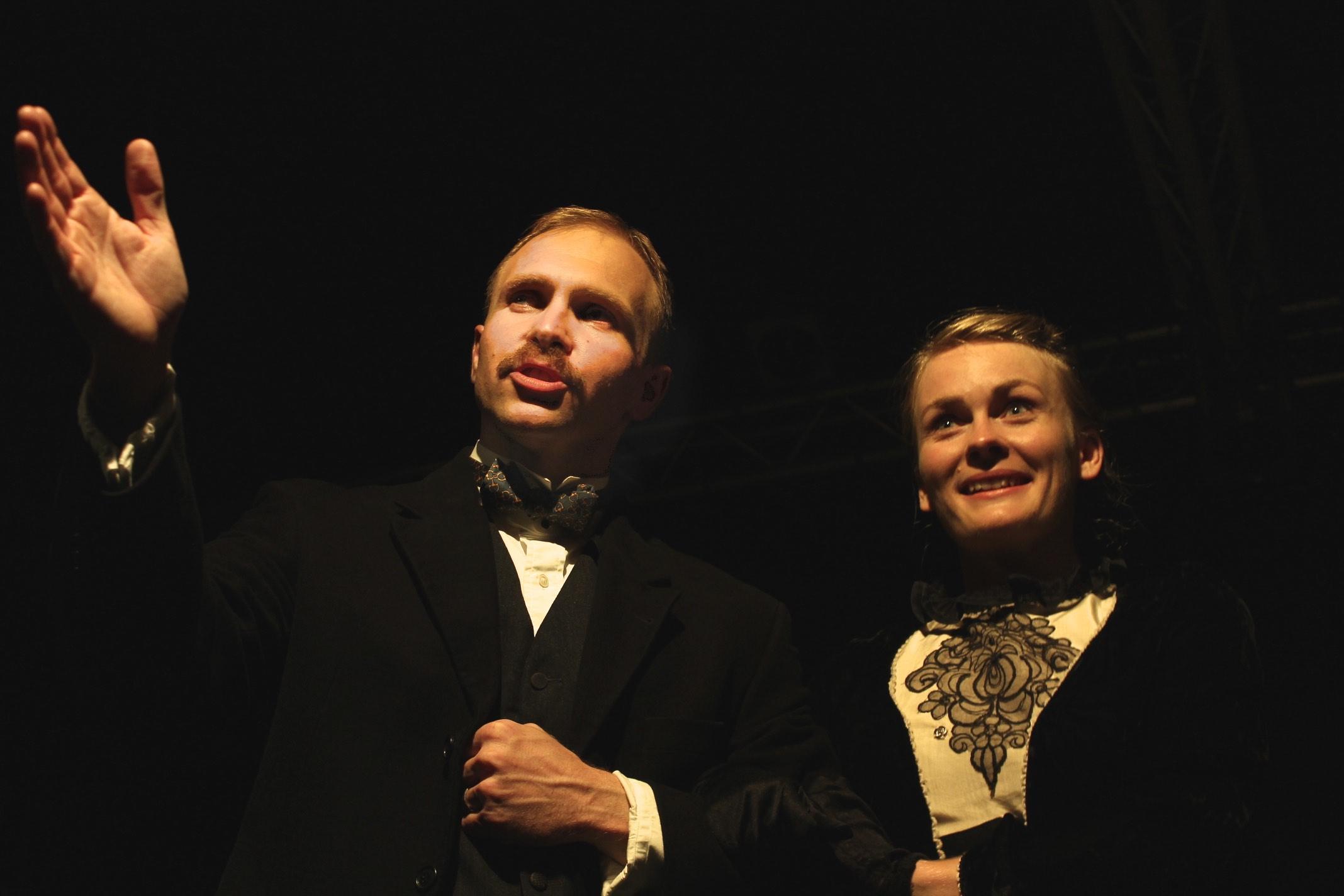 L. Frank Baum in Dorothy