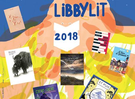 Prix Libbylit 2018