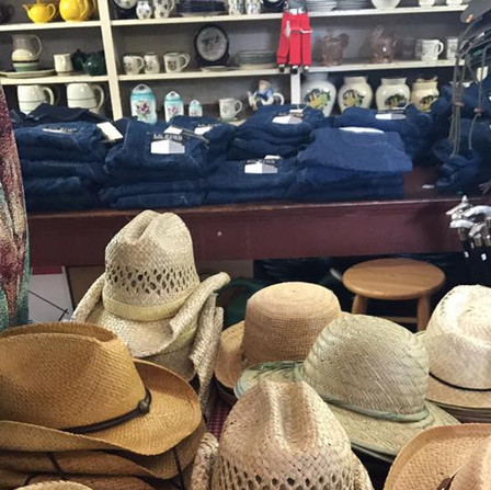 Apparel - variety of hats