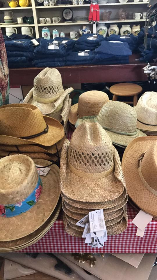 Apparel - variety of hats