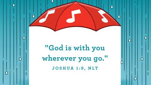 Monthly Bible Verse | Toddler-K