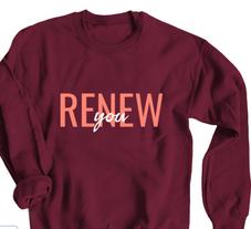Renew you Sweatshirt