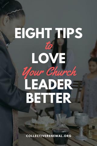 Loving Your church Leader