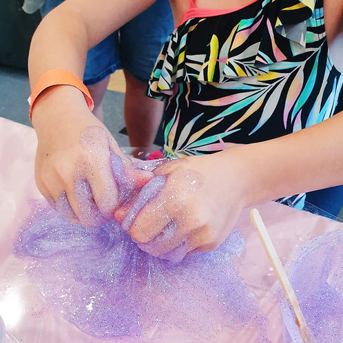 Fun Slime Making Workshop